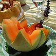 Melon in Provence