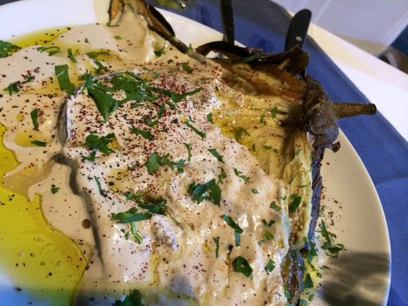 Tel Aviv and the First Hummus