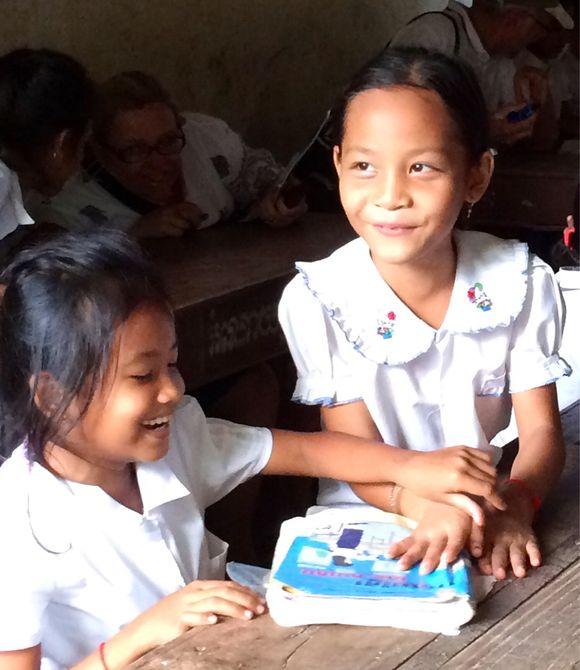 Snapshots from Cambodia