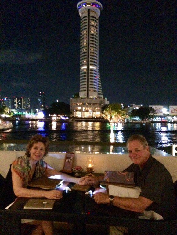Dinner by the River
