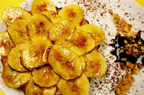 BLU Banana Tart
