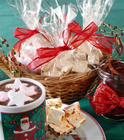BLU Nougat and Hot Chocolate