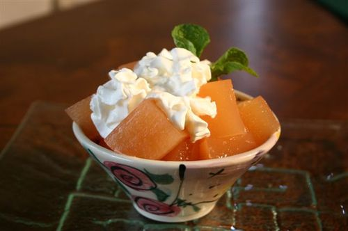 Grapefruit Gelatin