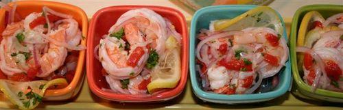 Pickled Shrimp II